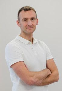 Rehabilitant Adrian Wawrzyniak