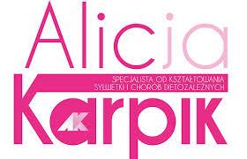 Dietetyk Alicja Karpik – logo