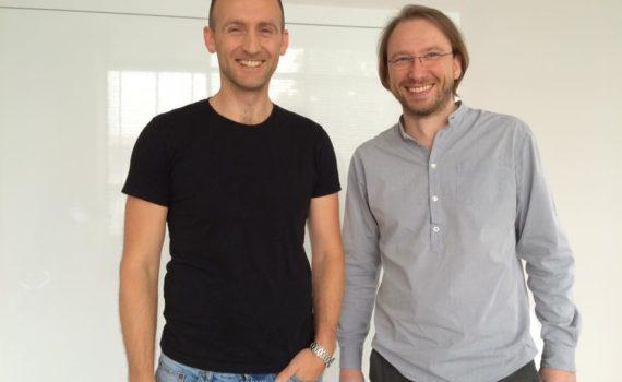 Adrian Wawrzyniak i Marek Boberski – specjalista od rehabilitacji dzieci