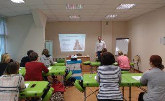 Szkolenie z rehabilitacji kręgosłupa szyjnego