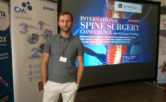 Międzynarodowa Konferencja Chirurgii Kręgosłupa